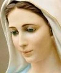 Madre Nuestra quedate con nosotros!